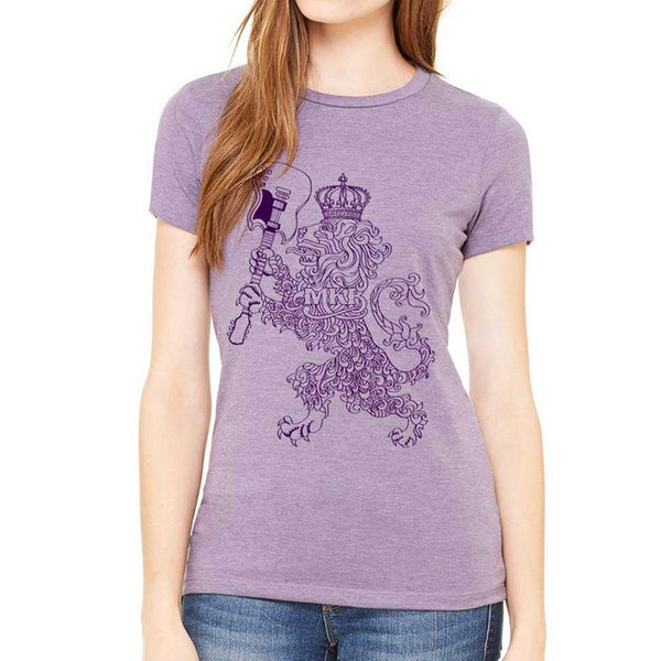 Marching Lion Women's Tee