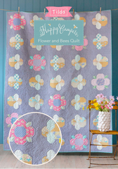 flowers and bees quilt pattern