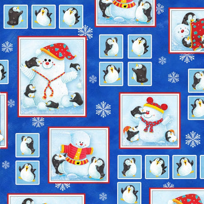 Christmas Penguin Parade