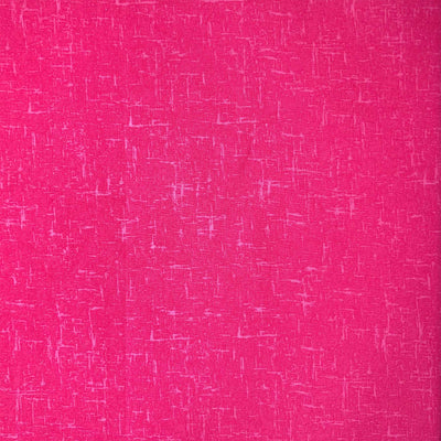 Cerise Pink Blender  Cotton Fabric
