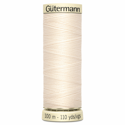 Colour 802 Gutermann Sew All Thread