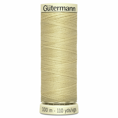 Colour 249 Gutermann Sew All Thread