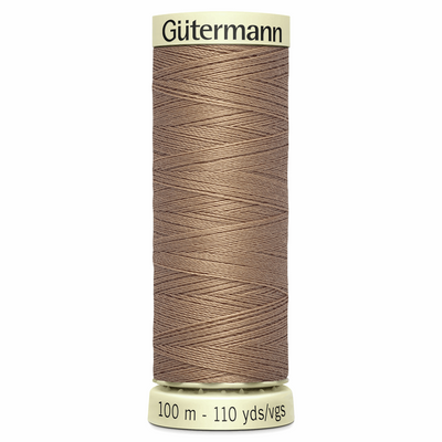 Colour 139 Gutermann Sew All Thread