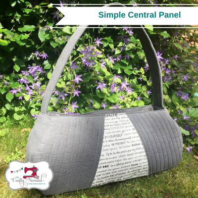 The Trendy Nomad Bag Pattern by The Crafty Nomad