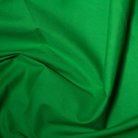 Emerald Green Polycotton