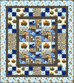 Free Noahs Story Quilt Pattern