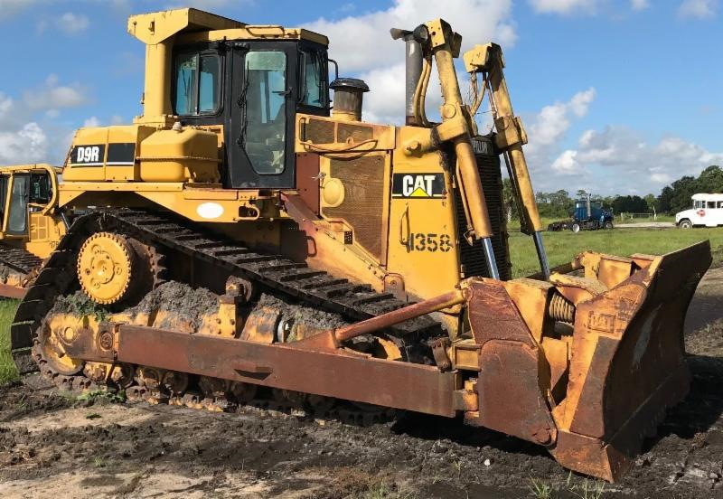 1998 Caterpillar D9R Dozer For Sale