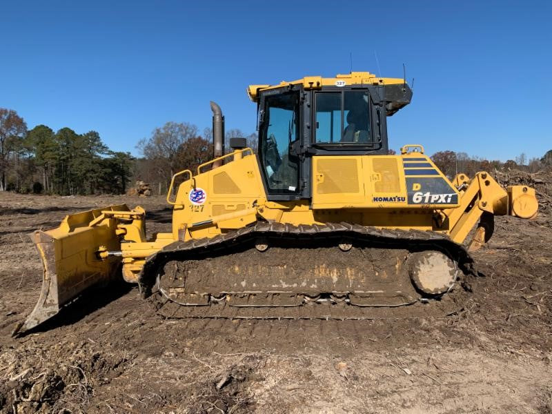 2003 Komastu D61PXi-23 Dozer With GPS And Ripper For Sale