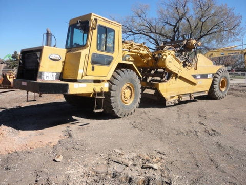2005 Caterpillar | 615C Motor Scraper | Caterpillar For Sale