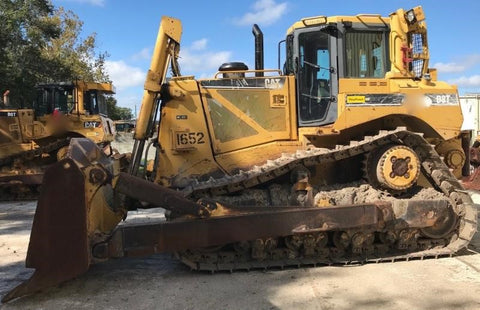 2005 Cat D8T with Cat Winch For Sale