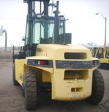 "Hyster H360HD Forklift For Sale, 2005, STD 240""/192"", SS, DP, 9618 Hours"