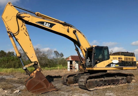 2006 Caterpillar 345CL Excavator For Sale, Rebuilt Engine/Transmission