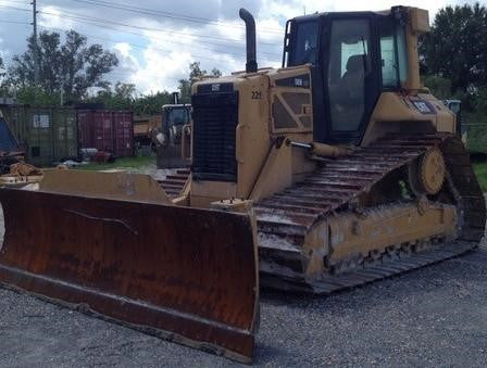 2008 Caterpillar D6N LGP Dozer For Sale