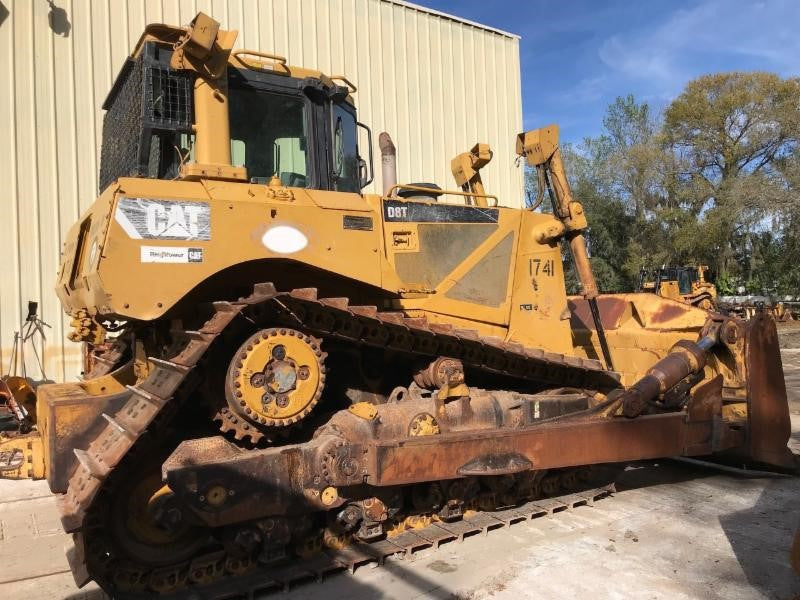 2008 Cat | D8T Dozer Ripper Hydraulics | Caterpillar For Sale