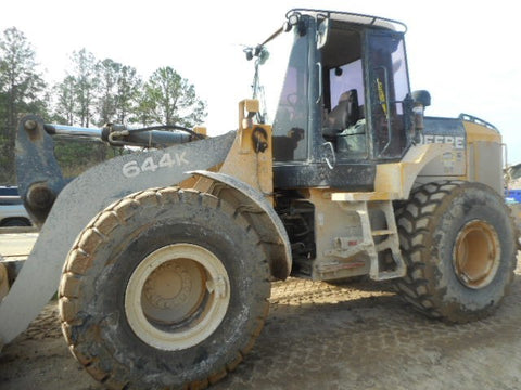 2011 Deere |  644K Wheel Loader | John Deere For Sale