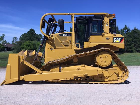 Cat D6T XW, 2013 Caterpillar D6TXW Dozer For Sale