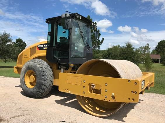 2014 Cat | CS56B Vibratory Compactor  | Caterpillar For Sale