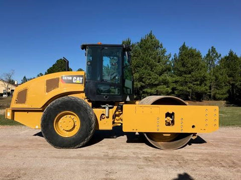 2017 Cat | CS76B Vibratory Compactor  | Caterpillar For Sale