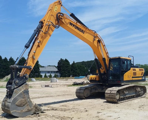 2017 Hyundai EX330L Excavator For Sale, Very Clean And Low Hour