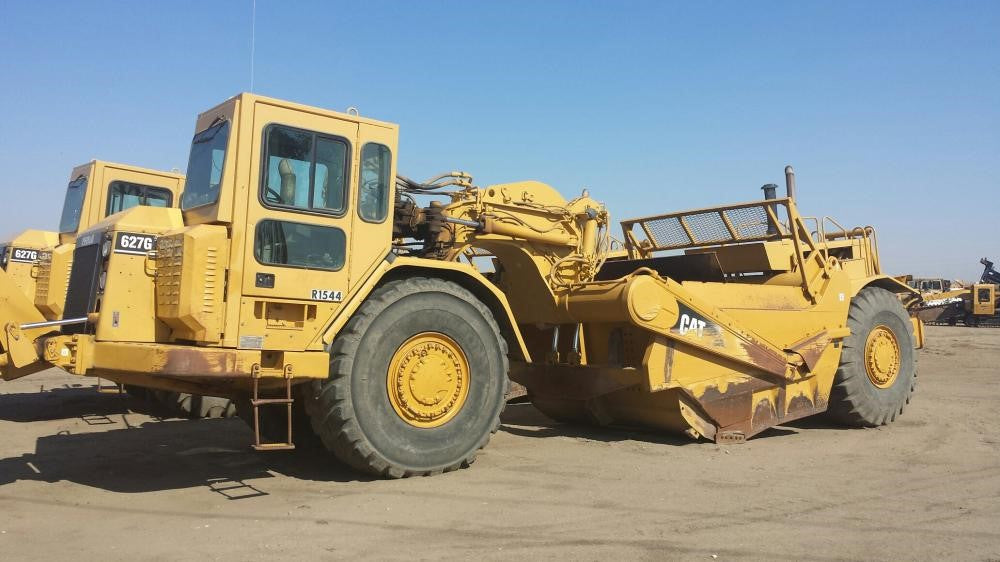 Caterpillar 627G Motor Scraper For Sale