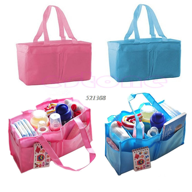 Infant Nappy Bag Travel Diaper Storage Organizer