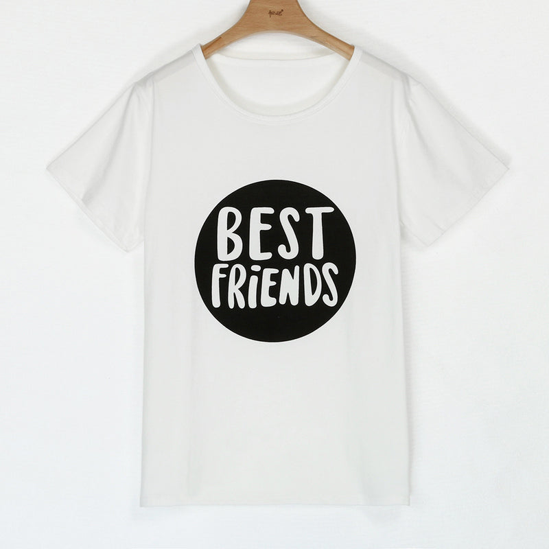 Best Friends  T shirt Blouse  Must Have!!!