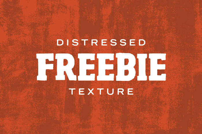 Distressed vintage freebie texture