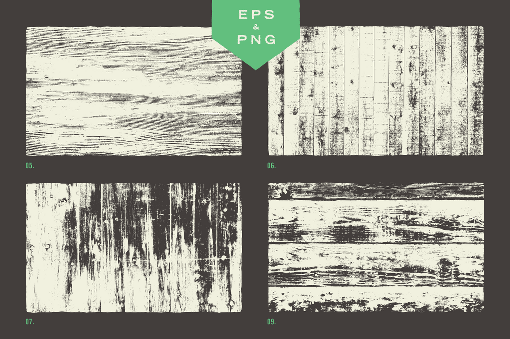 PNG wood grain textures