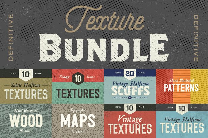 Definitive Vector Texture Bundle