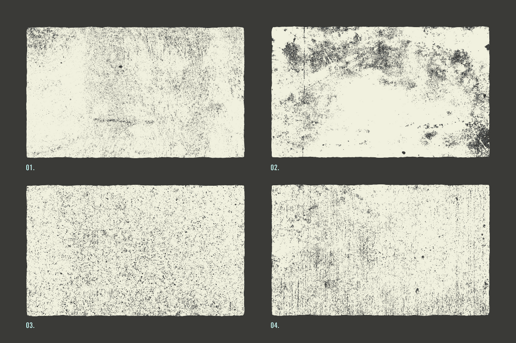 Gritty adobe illustrator textures