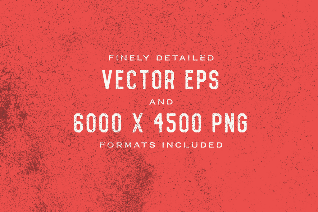 Gritty vector textures