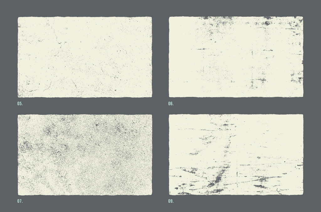 PNG cement textures