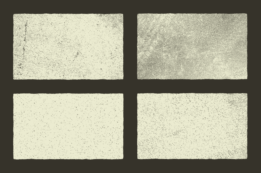 Distressed PNG textures