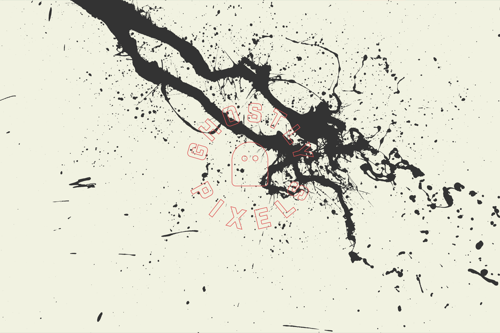 Paint Splatter Vector Textures