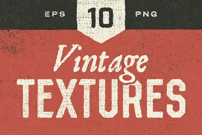 Vintage EPS Textures