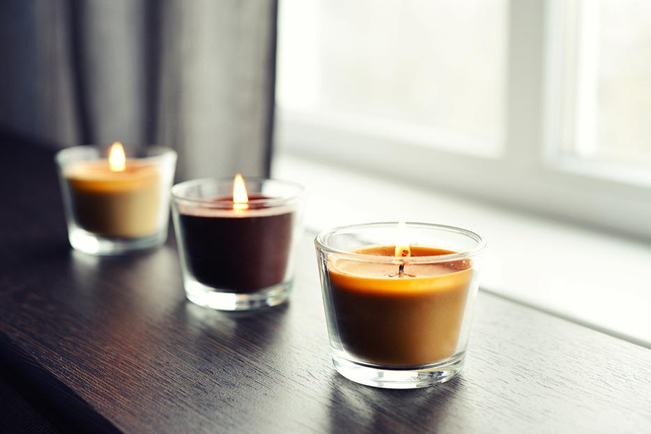 Have you ever wondered what's in your candles?