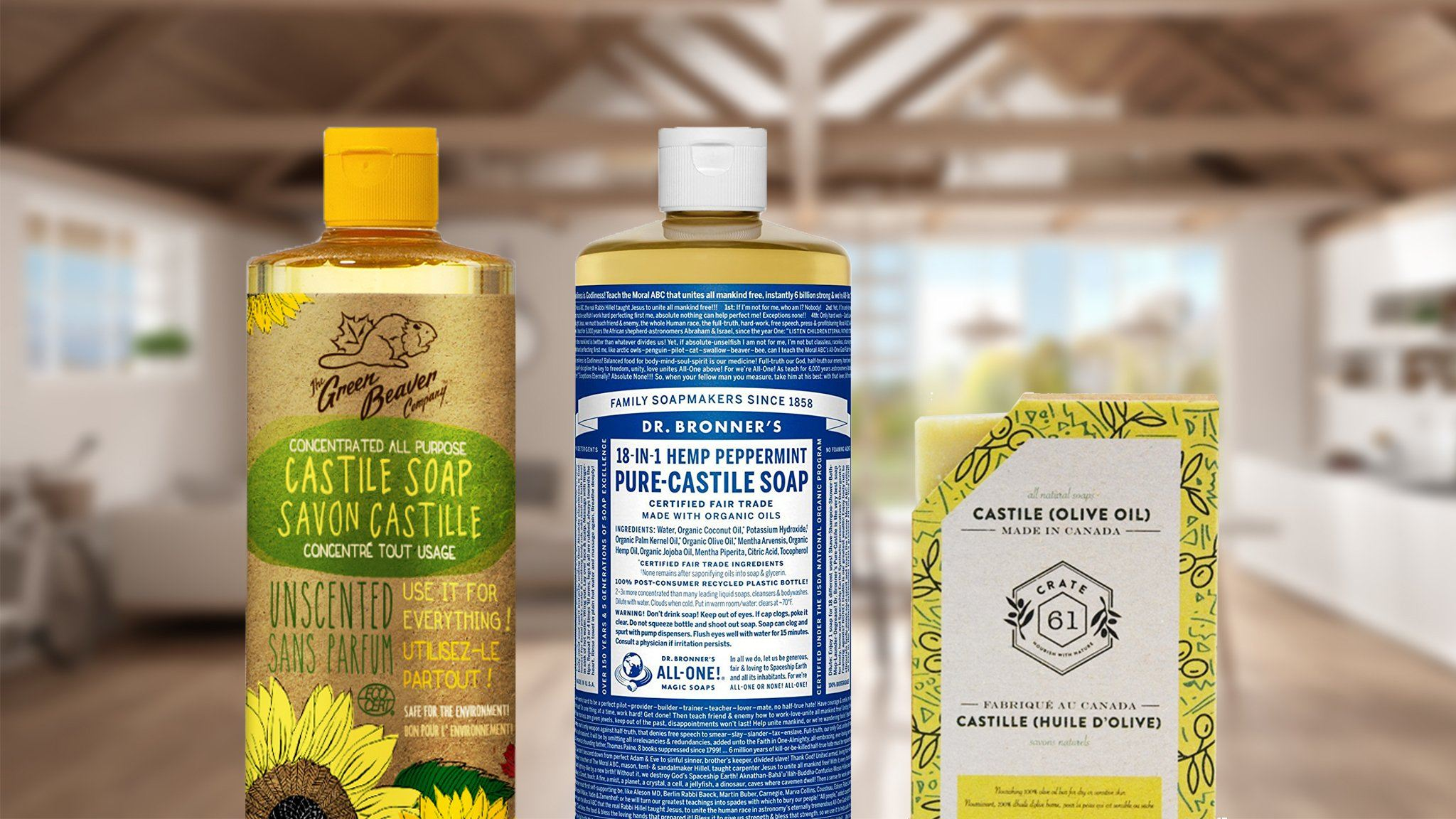 What is Castile soap (and how to use it!) – terra20