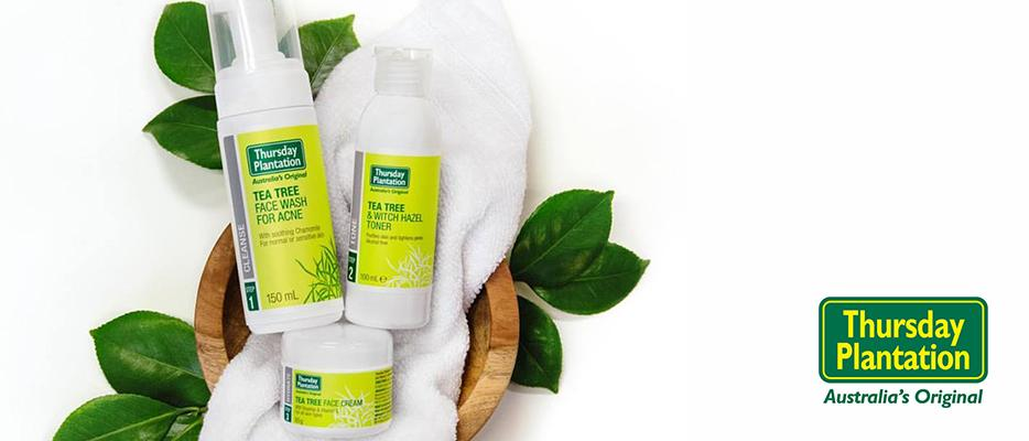 Back to School Ready Skin: Tea Tree Oil for Acne