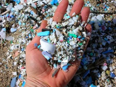 Microbeads are a sign of our plastic consumer madness