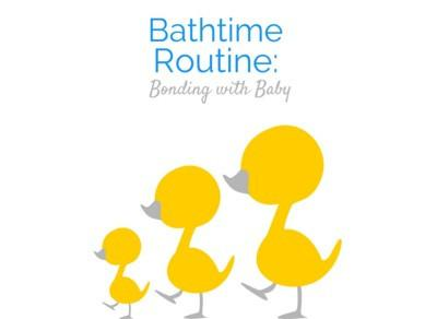 Bathtime Routine: Bonding with Baby