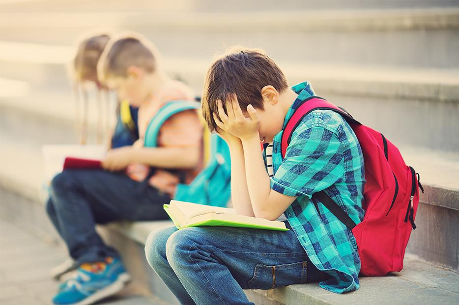 What parents can do to help kids cope with stress