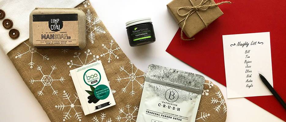 4 Char-COAL inspired gifts for people on the naughty list
