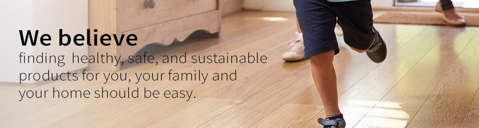 Sustainable home accessories