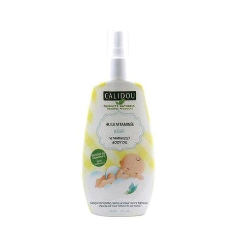 Baby Vitamin Body Oil