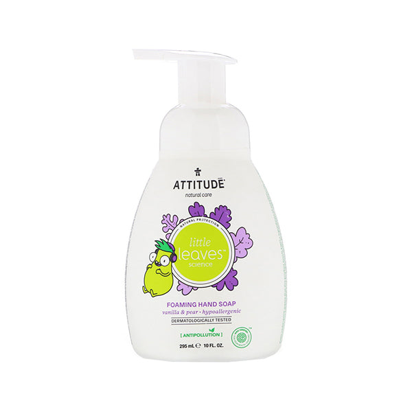 Attitude - Little Leaves Foaming Hand Soap Vanilla & Pear