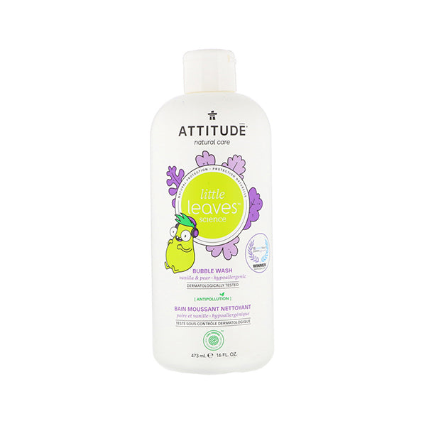 Little Leaves Bubble Bath Vanilla & Pear