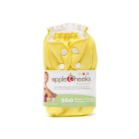 Cloth Diaper Lemon Zest