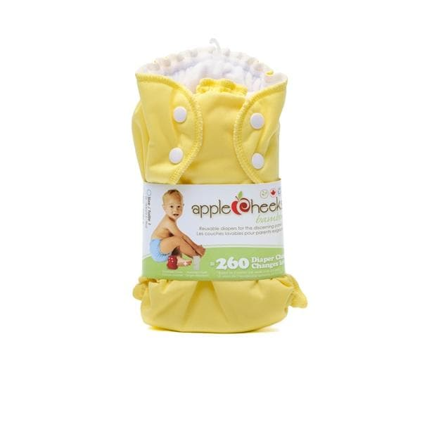 Apple Cheeks - Cloth Diaper Lemon Zest