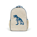 So Young - Blue Dinosaur Backpack Toddler