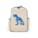 So Young - Blue Dinosaur Grade School Backpack